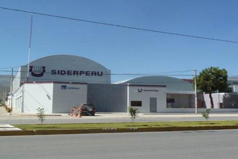 CENTRO DE DISTRIBUCIÓN SIDERPERU – HUANCAYO