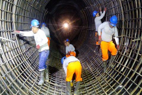 CONSTRUCCIÓN DE OBRAS CIVILES – CENTRO HIDROELÉCTRICA LA VIRGEN